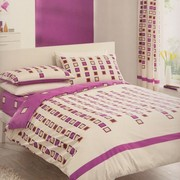 Vivid Designer Duvet Cover With Pillow Case Quilt Cover Bedding Set